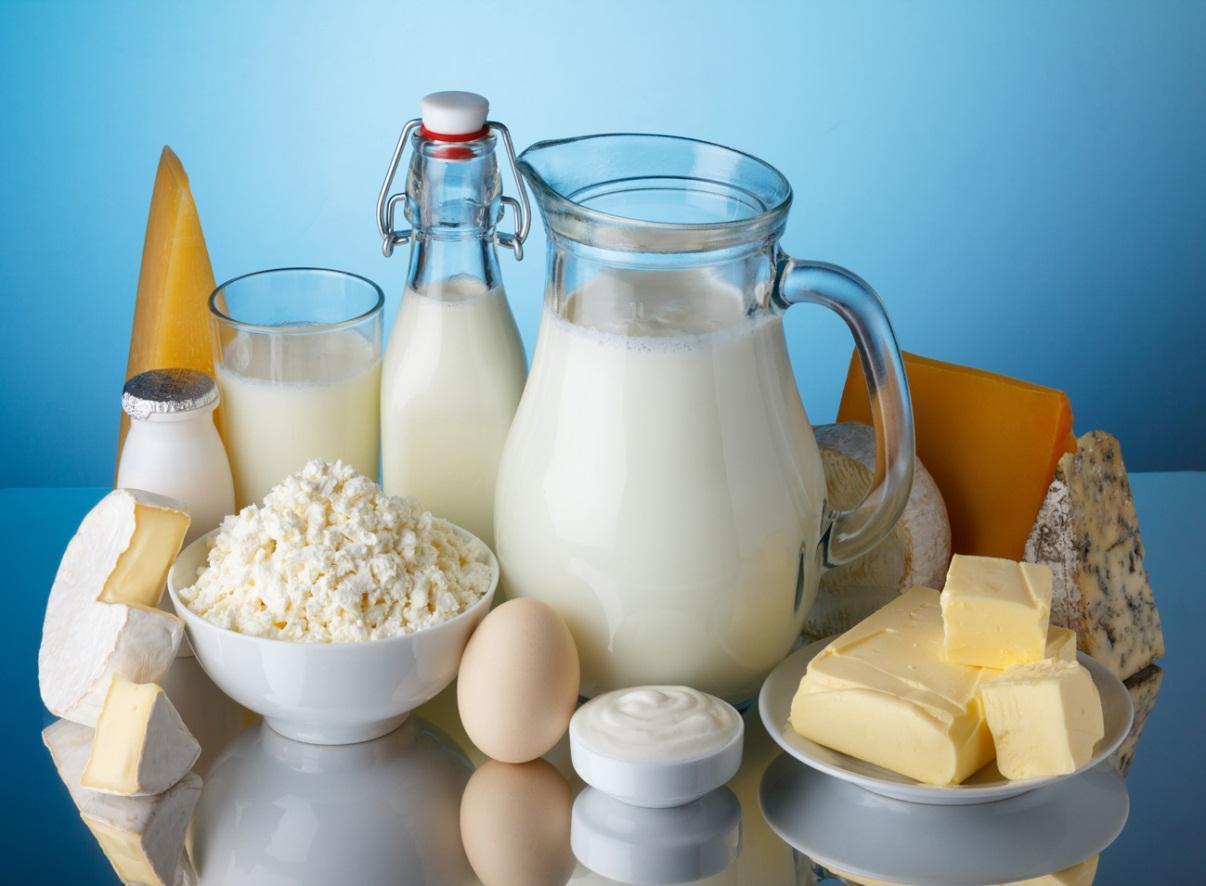 đồ ăn sữa
