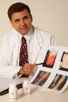 Điều trị hiệu quả bệnh vẩy nến bằng giải pháp Dr Michaels Soratinex của Dr Michael Tirant