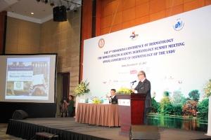 Hội nghị Da liễu Đông dương mở rộng và Hội nghị Da liễu cấp cao thế giới lần đầu tiên được tổ chức tại Hà Nội