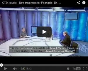 Giáo sư Frantisek Novotny nói về giải pháp mới điều trị hiệu quả bệnh vẩy nến - Dr Michaels