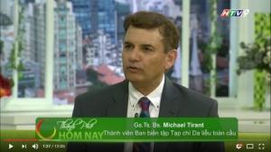 HTV.vn - Phương pháp Dr Michaels điều trị bệnh viêm da cơ địa bằng thảo dược