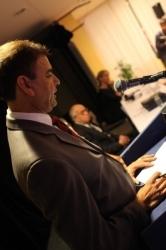 Dr Michael Tirant tại hội nghị da liễu thế giới lần thứ 10